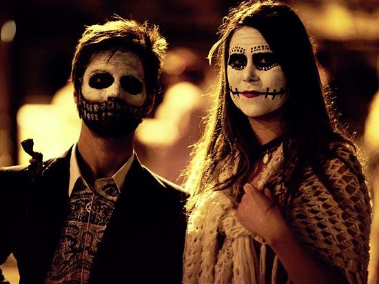 Самый долгий «День мёртвых» празднуется в Мексике