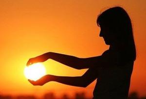 Законная владелица Солнца — испанка Анхелес Дюран