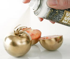 Золото является пищевой добавкой с кодом Е175