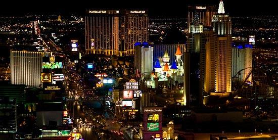 Центр игровой индустрии Америки находится не в Лас-Вегасе, а рядом с ним