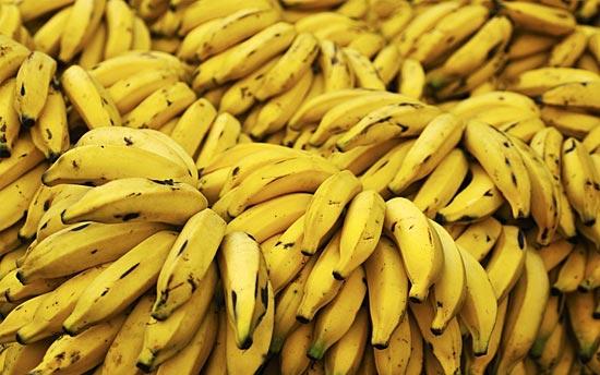 Уровень радиации может измеряться бананами