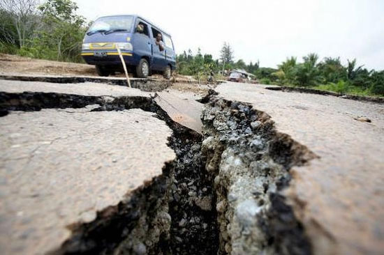Предсказать землетрясение невозможно