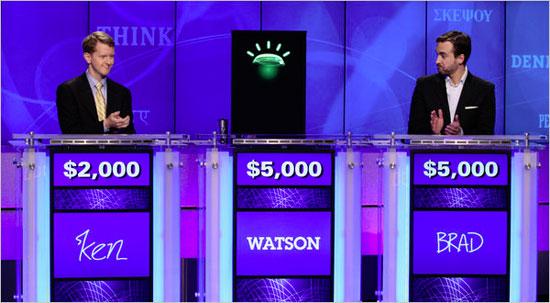 Суперкомпьютер Watson способен отвечать на неожиданные вопросы