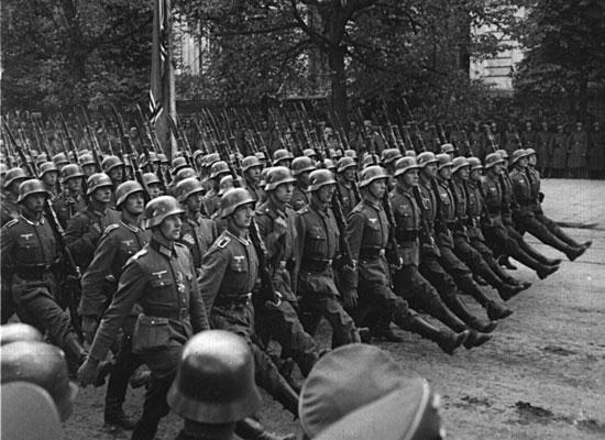 Во время Второй мировой войны солдаты-немцы принимали наркотики