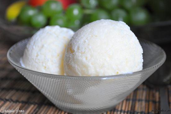 Существуют виды мороженого со вкусом васаби, омаров, хрена и бычьего языка