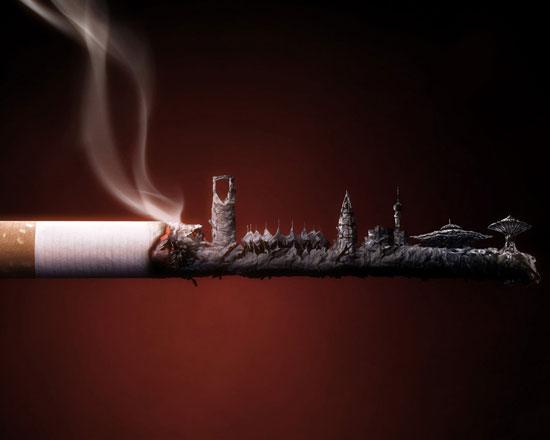 Существует способ борьбы с курением с помощью SMS