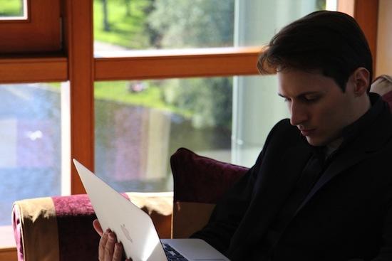 Павел Дуров, создатель и совладелец социальной сети «ВКонтакте»