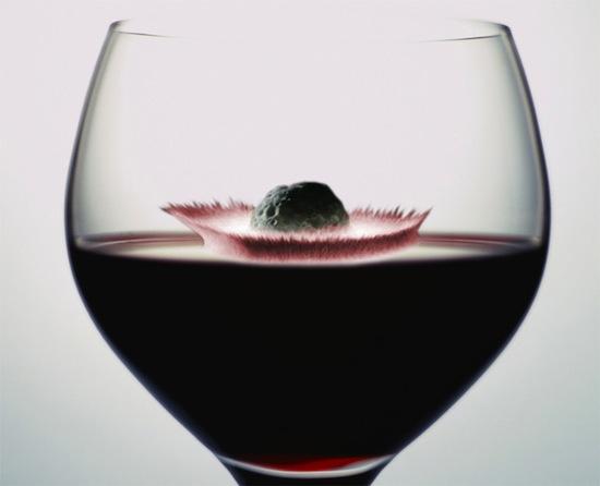 «Meteorito» — это вино с метеоритной крошкой