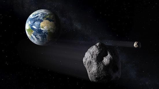 Российские астрономы признали безопасным квазиспутник 2012 DA14