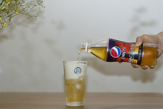 Существует Pepsi со вкусом огурца