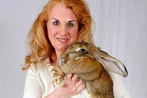 Самый большой кролик в мире имеет рост 1 м 20 см