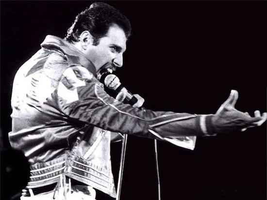 Фредди Меркьюри записал вокальную партию «The Show Must Go On» с первого раза