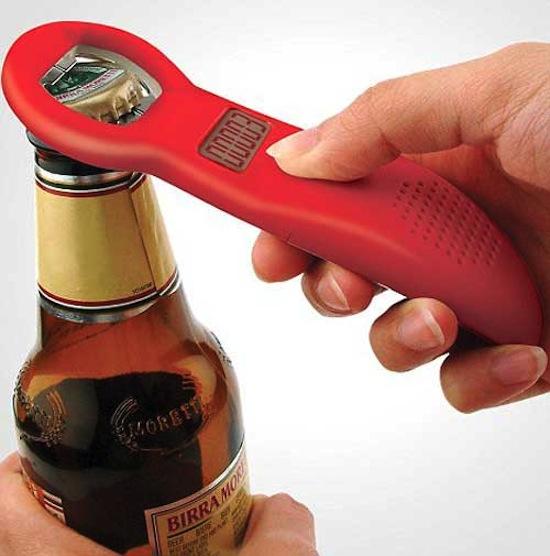 Существует открывашка, подсчитывающая открытые бутылки