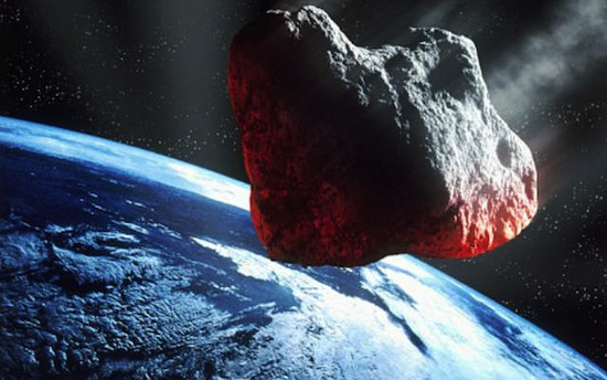 5 раз в истории на Землю падали метеориты с Марса