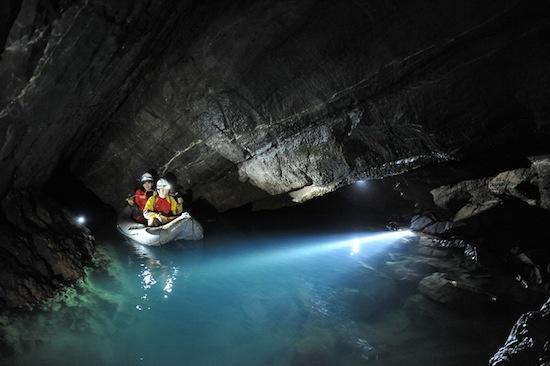 Вы можете совершить самый большой в мире виртуальный тур по пещере