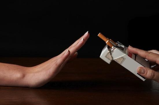 Отказ от курения продлевает жизнь в среднем на 10 лет