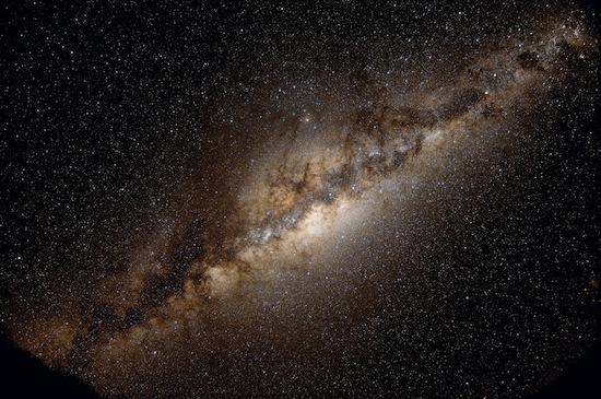 Наша галактика движется по пути к столкновению с другой