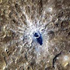 На Меркурии есть кратер Любови Поповой
