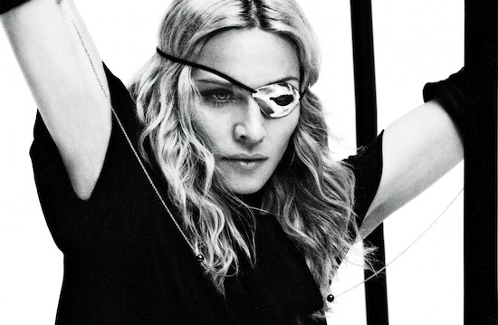 Среди работников Мадонны есть стерилизаторы, охраняющие её ДНК