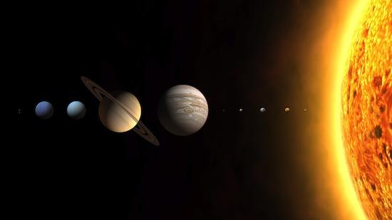 Учёные полагают, что Солнечная система образовалась без взрыва
