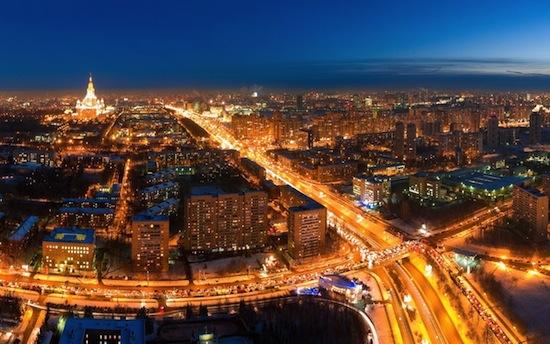 Самое большое количество миллиардеров в мире живёт в Москве