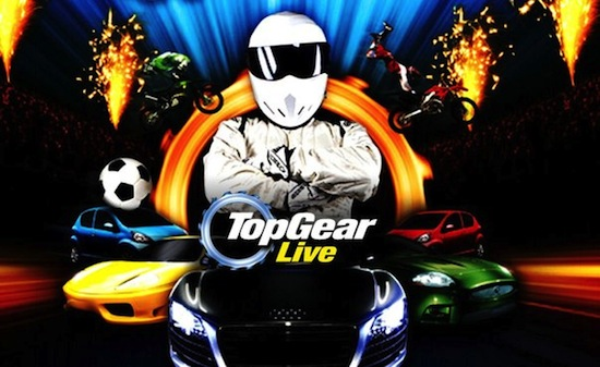 Top Gear Live возвращается в Москву!