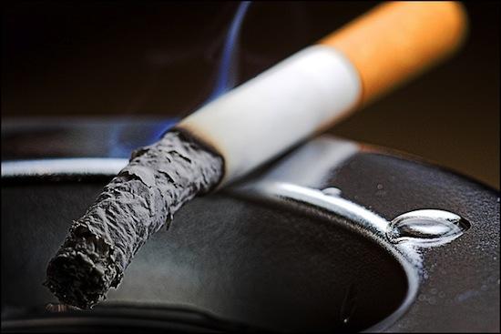 Мозг способен блокировать желание закурить если сигарет нет в наличии