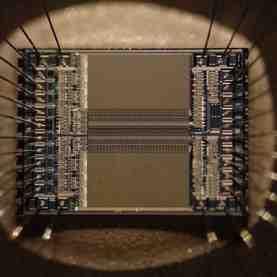 Создан микрочип, способный «исцелять» себя после повреждений