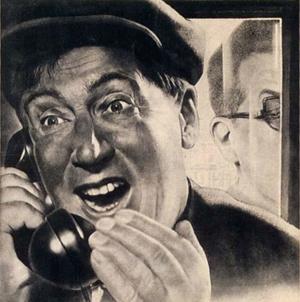 Вашему мозгу становится плохо, когда вы слышите чужой телефонный разговор