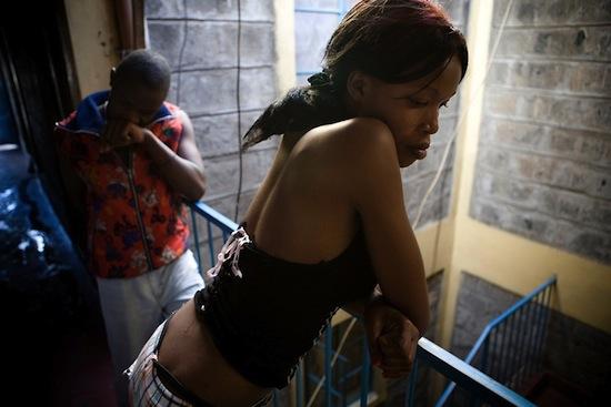В 1980-х годах несколько проституток в Найроби приобрели иммунитет к СПИДу