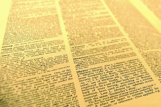Некоторые факты из истории английских словарей от ABBYY