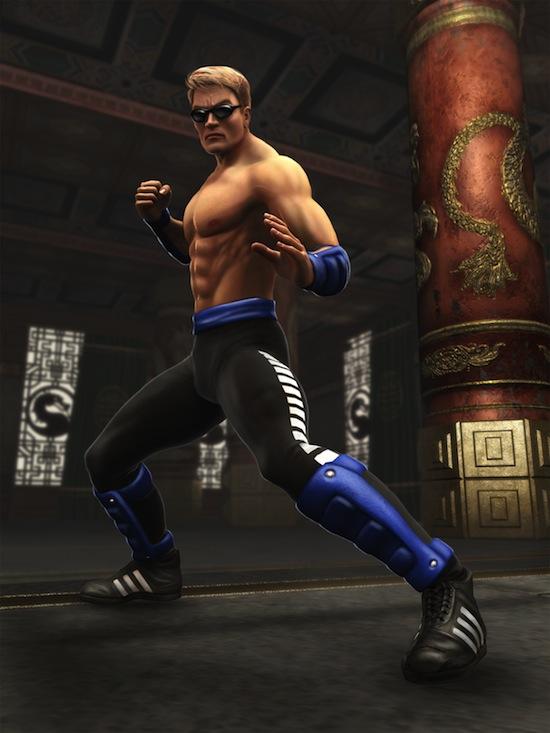 Игра «Mortal Kombat» обязана своим происхождением Жану-Клоду Ван Дамму