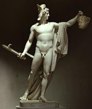 У греческих статуй маленькие пенисы потому, что в Древней Греции большие пенисы считались смешными