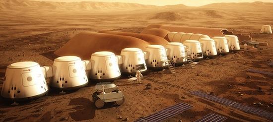 Важный раздражающий фактор, который может испортить вам отпуск на Марсе