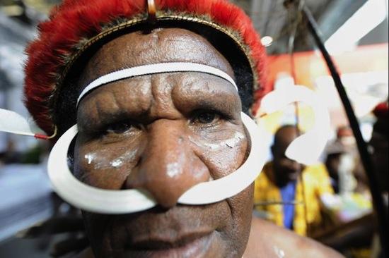 Аборигены индонезийского острова Папуа придумали мужское противозачаточное средство