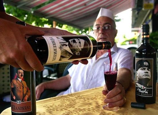 В Италии продаётся вино «Адольф Гитлер»