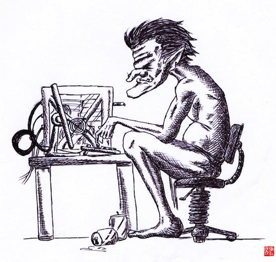 Количество троллей в интернете растёт из-за анонимности