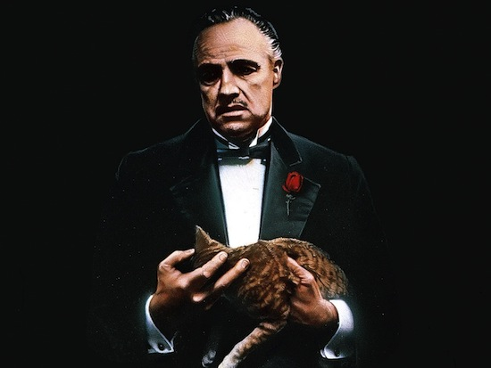 a focus on vito corleone in the movie the godfather Francis ford coppola's brilliant depiction of the characters from mario puzo's novel the godfather made his movie where michael corleone vito corleone.