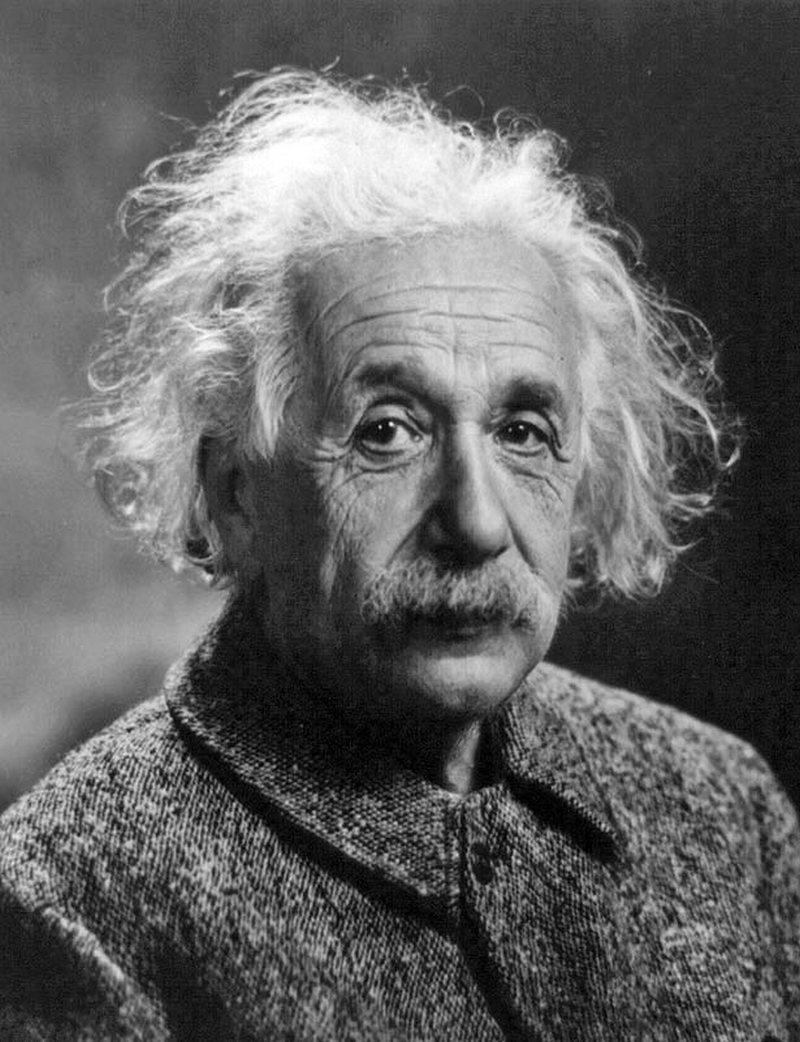 Теория относительности Эйнштейна делает вас меньше