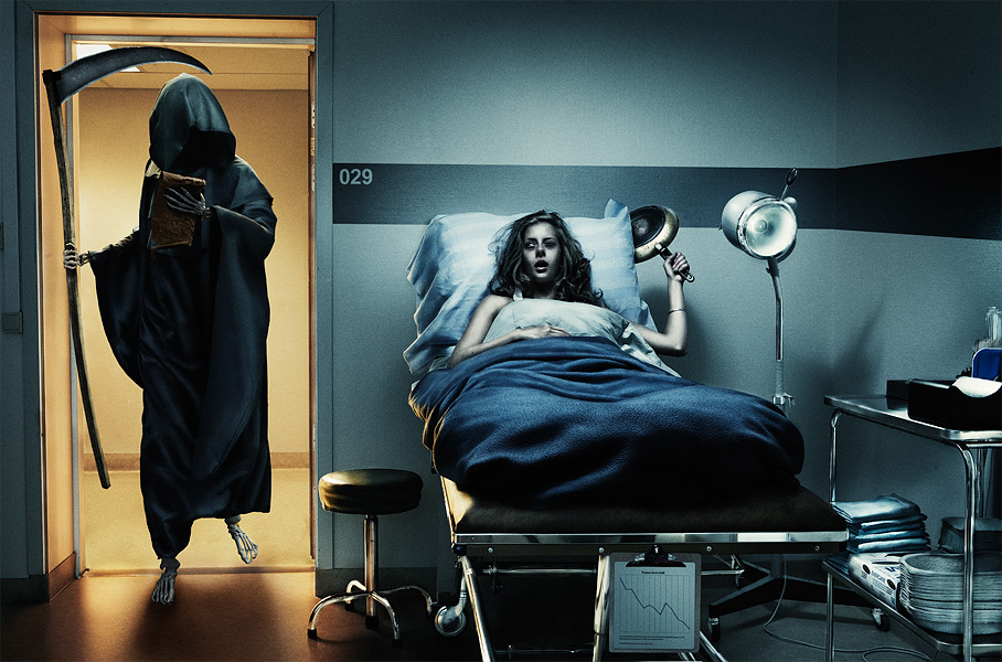 Профессор медицины утверждает, что смерть — не более, чем иллюзия сознания