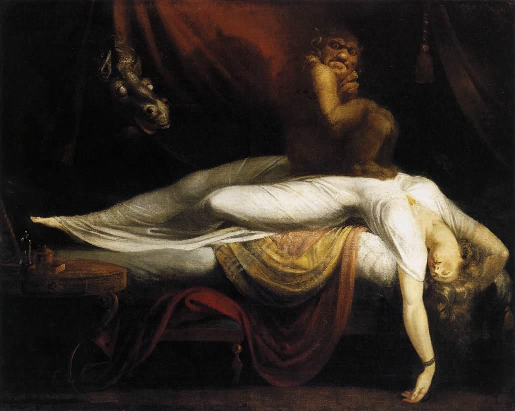 Что означает демон во сне демон снов — на что он способен видеть во сне демона — к чему это что делать, если во сне приходят демоны.