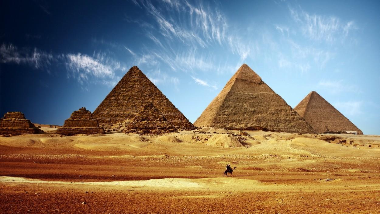 На самом деле дезодоранты изобрели ещё в Древнем Египте