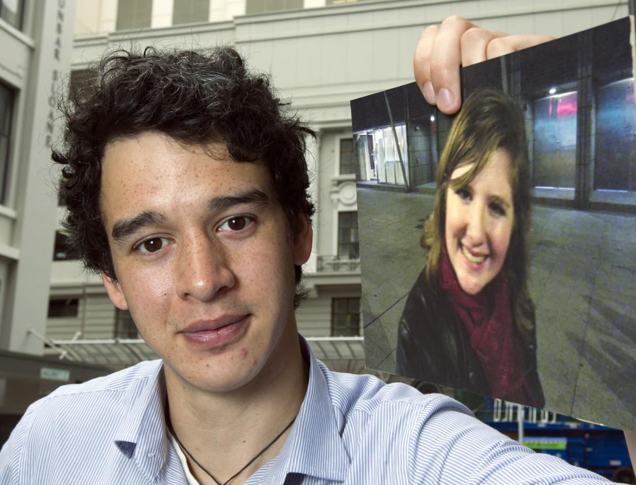 Новозеландец целый год искал девушку, о которой знал только её имя — и нашёл
