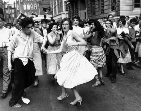 Термином «рок-н-ролл» в начале XX-го века обозначали половой акт
