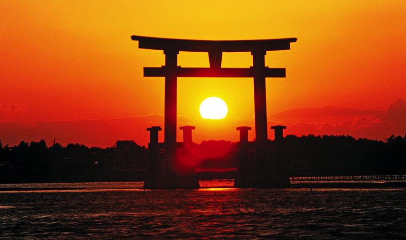 Почему Япония называется Страной Восходящего Солнца