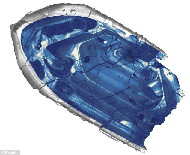 Кристалл возрастом 4,4 млрд лет — самый старый известный фрагмент Земли