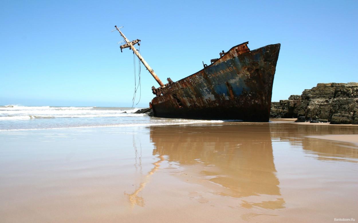 На дне океана покоится более 3 000 000 затонувших кораблей