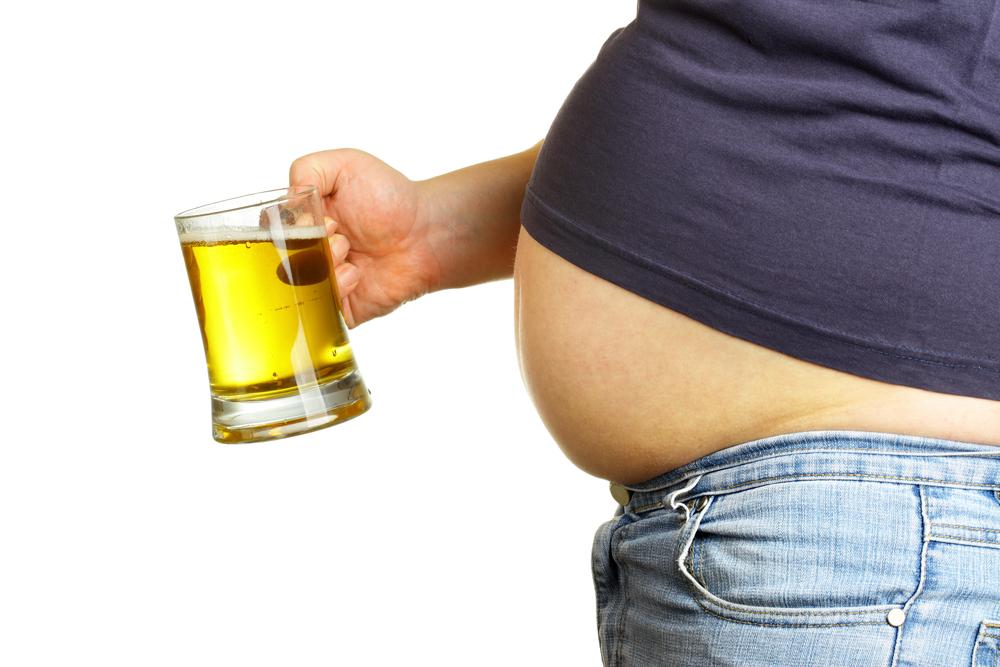 Почему от выпивки толстеют