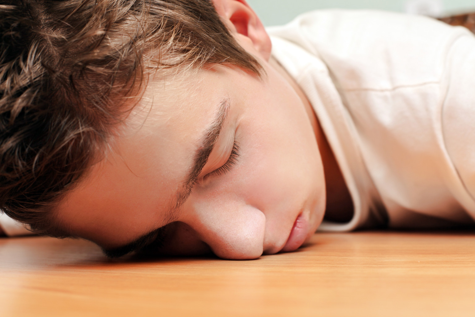 a research on inadequate sleep in teens Sleep deprivation and anxiety in teens twice as likely to experience sleep problems 2 teen sleep research the day away after an inadequate night of sleep.