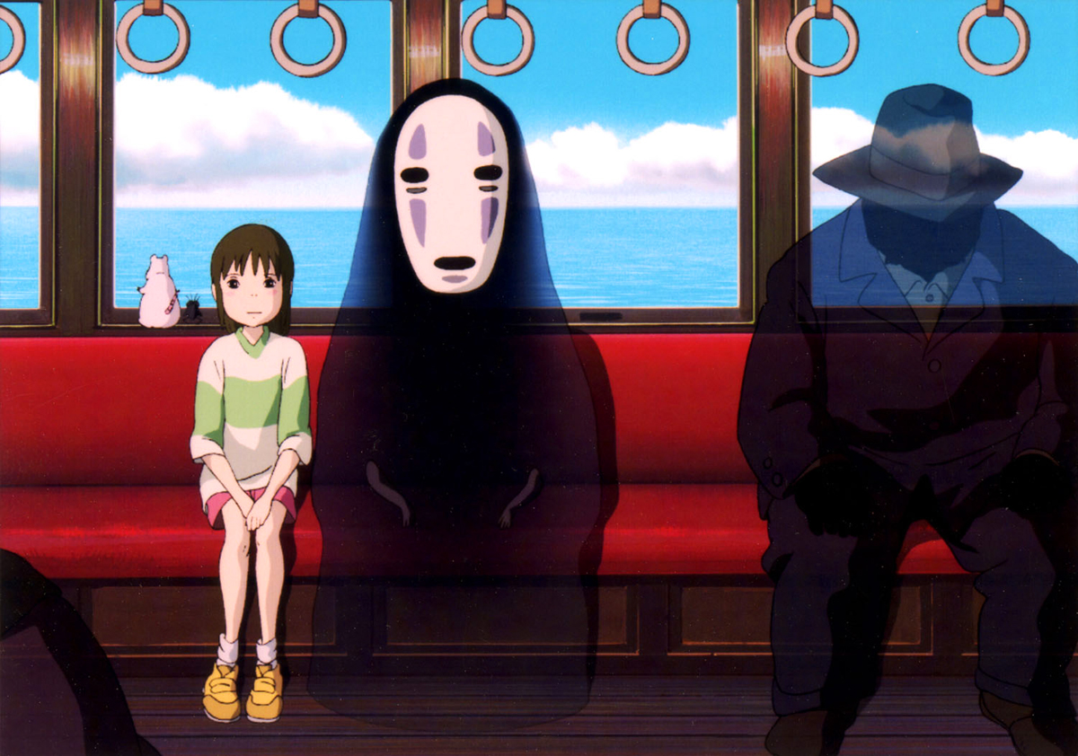 the popularity of anime and the impact of the film spirited away by hayao miyazaki